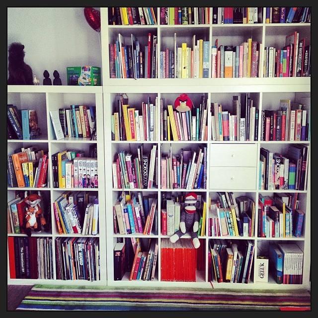 Boekenkast (een deel ervan)